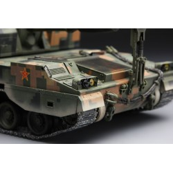 TS-022 Chinese PLZ05 155mm Self-Propelled Howit
