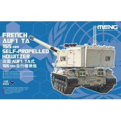 TS-024 French Auf1 TA 155mm SELF-Propelled Howi