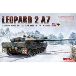 TS-027 German Main Battle Tank Leopard 2 A7