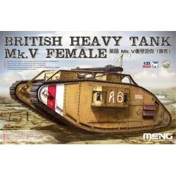 TS-029 British Heavy Tank Mk.V Female