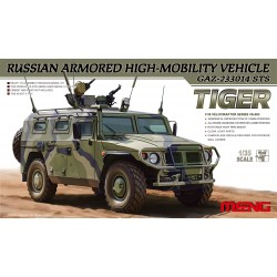 VS-003 Russian Armored High-Mobility