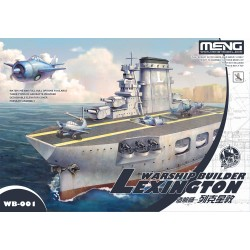 WB-001 Warship Builder- Lexington