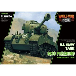 WWT-010 U.S. Heavy Tank M26 Pershing (CartoonMod