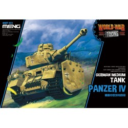 WWT-013 German Medium Tank Panzer IV (CartoonMod