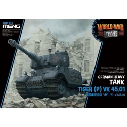 WWT-015 German Heavy Tank Tiger (P) (Cartoon Mod