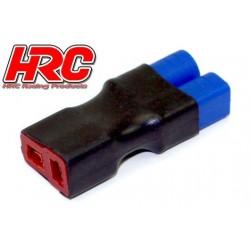 HRC9135F Adaptateur - Version Compacte - Prise Ultra-T Prise accu EC3