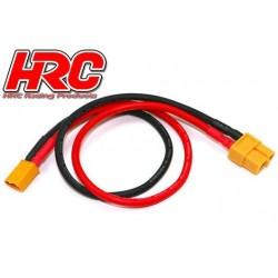 HRC9603 Câble de charge – doré - Prise chargeur XT60 à XT30