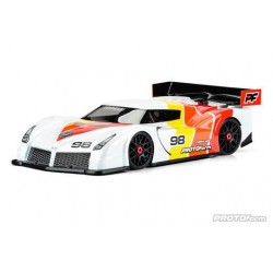 PL1572-40 Carrosserie - 1/8 Touring - Transparente - Hyper SS C7.R - fits 1/8 GT Chassis