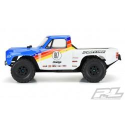 PL3532-00 Carrosserie - 1/10 Short Course - Transparente - 1984 Dodge Ram 1500 - pour Traxxas Slash / Slash 4X4 / PRO-2 SC