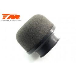 TM101639 Filtre à air - 1/10 - arrondi - large carburateur