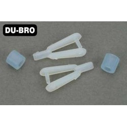 DUB228 Pièce d'avion - Nylon Kwik-Links - Taille Mini (2 pces)