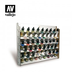 VAL26010 Présentoir mural 35/60 ml.