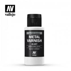 VAL26657 Vernis Métal Brillant