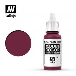VAL70812 Rouge violet