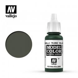 VAL70892 Olive jaune