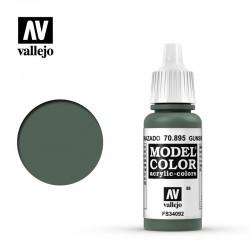 VAL70895 Cuirassé vert