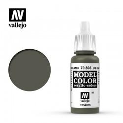 VAL70893 Vert américain