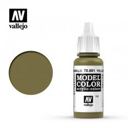 VAL70881 Vert jaune