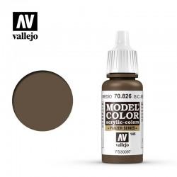 VAL70826 Camouflage brun moyen allemand