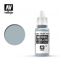 VAL70907 Bleu gris clair