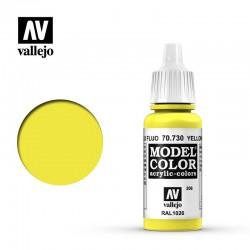 VAL70730 Jaune fluorescent
