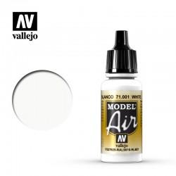 VAL71001 Blanc