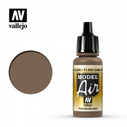 VAL71035 Camouflage brun clair