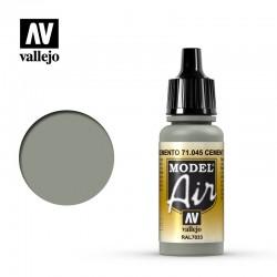VAL71045 Ciment gris
