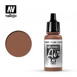VAL71068 Cuivre (Métallisé)