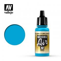 VAL71089 Bleu clair