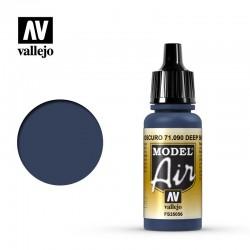 VAL71090 Bleu foncé