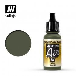 VAL71092 RAL6003 Olivgrün