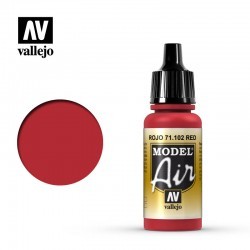VAL71102 Rouge