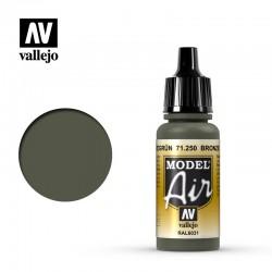 VAL71250 Bronzegrün