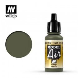 VAL71289 Vert foncé américain