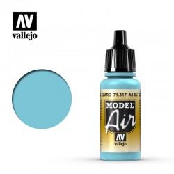 VAL71317 AII SV.Objectif bleu clair