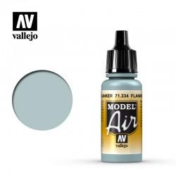VAL71334 Flanker bleu clair