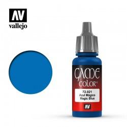 VAL72021 Bleu magique