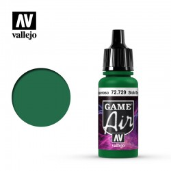 VAL72729 Vert dégoûtant