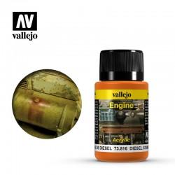 VAL73816 Taches de diesel