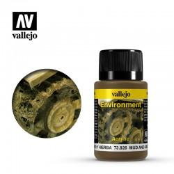 VAL73826 Boue et herbe
