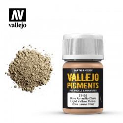 VAL73102 Ocre jaune clair