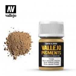 VAL73103 Ocre jaune foncé