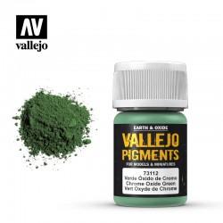VAL73112 Oxyde de chrome vert