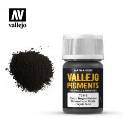 VAL73115 Oxyde noir naturel