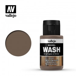 VAL76521 Terre mazoutée