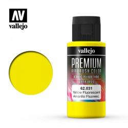 VAL62031 Jaune fluorescent