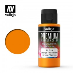 VAL62033 Orange fluorescent