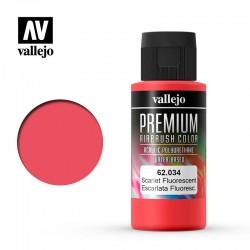 VAL62034 Écarlate fluorescent