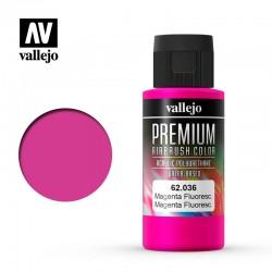 VAL62036 Magenta Fluorescent